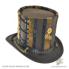 Steampunk Clothing, Costumes, and Fashion photo picture