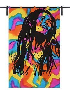 India Dye Cotton Bob Marley Curtains Twin Multi Handmade Door Window Cover Tapestry Bohemian Mandala Valances Curtains Bed Sheet Curtains, Cotton Curtains, Cotton Bedding, Door Curtains, Cotton Fabric, Room Tapestry, Mandala Tapestry, Tapestry Wall Hanging, Hippie Bedding