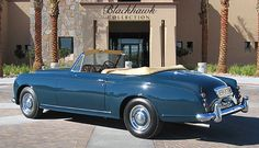 Park Ward Bentley S1 Continental Drophead 1955