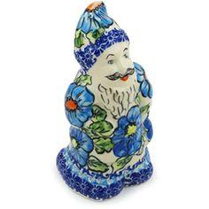 Ceramika Bona H0737H Polish Pottery Ceramic Santa Clause Figurine Hand Painted 7Inch >>> Visit the image link more details.