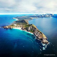 Cape Point by air. Provinces Of South Africa, Kwazulu Natal, Cape Town South Africa, Out Of Africa, Wine Country, Scenery, African, Shanghai, City