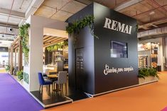Remai en Intersicop Interiors