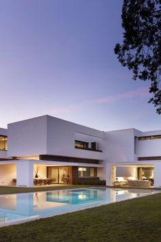 envibe:  House in La Moraleja by DHAL & GHG Architects | ENV