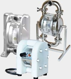 New Intelligent diaphragm pumps offer reduced internal losses & friction