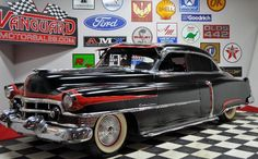 1951 Cadillac series 62 | Classic Cars for Sale Michigan - Antique Muscle Car, Auto Sales, Buy Old Cars - Vanguard Motor Sales