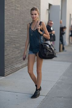 Street Style: New York Fashion Week Street Style Spring 2014