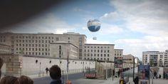 Berlin Wall , street, city, Germany