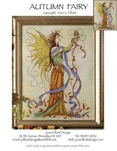 Joan Elliott - Autumn Fairy (Chart)