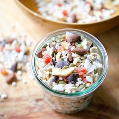 Snack Recipe:  Deluxe Tropical Trail Mix   Recipes from The Kitchn
