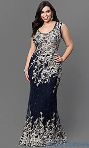 Shop plus-sized long formal dresses at Simply Dresses. Sexy plus-size prom dresses, plus formal dresses, plus-size evening gowns, and long formal party dresses in plus sizes. Plus Size Formal Dresses, Plus Size Gowns, Elegant Dresses, Pretty Dresses, Beautiful Dresses, Short Dresses, Plus Size Evening Gown, Evening Dresses, Mode Plus