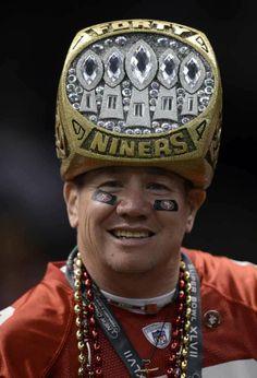 49ers Super Bowl ring hat http://www.facebook.com/championshipringhats?ref=hl