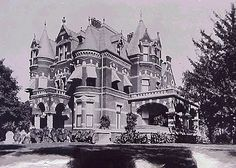 James O. Woodruff's mansion in Woodruff Place, Indianapolis, IN
