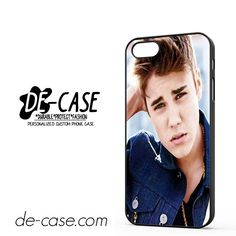Justin Bieber Cool DEAL-6052 Apple Phonecase Cover For Iphone 5 / Iphone 5S