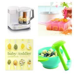 Our favorite tools that help make cooking up baby food  easier | Cool Mom Picks