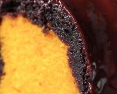 Bolo de cenoura fofinho com uma camada de brownie… O MELHOR DO MUNDO! (veja a receita passo a passo) | COZINHA RÁPIDA
