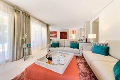 Living Room designed by Knox Design in Villa Santa Ponsa