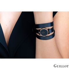 Be trendy and elegant in Guillot Parisian Style, Or Rose, Gold Watch, Pink And Gold, Cuff Bracelets, Watches For Men, Fashion Accessories, Jewels, Elegant