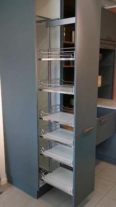 Kitchen Cupboard Designs, Kitchen Room Design, Modern Kitchen Design, Kitchen Layout, Interior Design Kitchen, Best Kitchen Designs, Modern Kitchens, Kitchen Modular, Modern Kitchen Cabinets