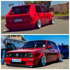 #VolkswagenGolfMk5 Vw Polo Modified, Vw Mk1 Rabbit, Wolkswagen Golf, Caddy Daddy, Gti Vr6, Mk1 Caddy, City Golf, Volkswagen Golf Mk1, Vw Classic