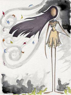 Colors of the Wind Art Print Jena Sinclair