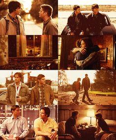 Sam and Dean - Supernatural