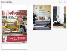 True there are myriad interior design tools, professing to make designing your perfect room easier, just snap a room, drop in your furniture, print it… et voilà! @imagazines has selected the best mobile apps available for iOS when it comes to decorating magazines. Discover our Top 10 interior design magazines on the app store! ➤ To see more news about the Interior Design Magazines in the world visit us at www.interiordesignmagazines.eu #interiordesignmagazines #designmagazines…