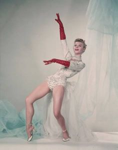 "The Christmas classic film ""White Christmas"" stars cute as a button dancer Vera Ellen. I love watching her dance but her anorexia was very evident and it's painful to see. She battled anorexia throughout much of the 50s before doctors had a name for it."