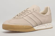 "Size? x adidas Kegler Super ""Leather & Gum"" Pack"