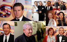 Cate Blanchett and other stars take to the red carpet at the London Film Festival awards.