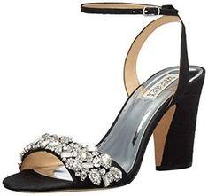 Aldo Sandals, Heeled Sandals, Platform High Heels, Badgley Mischka, Signature Style, Beautiful Shoes, Wedding Shoes, Leather Sandals, Amazing Women