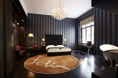 Photo gallery and impressions - Boutique Hotel Altstadt Vienna in the City Centre of Vienna Design Hotel, House Design, Vienna Hotel, Interior Design Shows, Small Luxury Hotels, Das Hotel, Milan Design, Beautiful Hotels, Beautiful Bedrooms