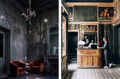les bains paris - love that paint finish