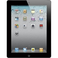 Sale Preis: Apple iPad 2 MC769LL/A Tablet 16GB, WiFi, Black (Certified Refurbished). Gutscheine & Coole Geschenke für Frauen, Männer und Freunde. Kaufen bei http://coolegeschenkideen.de/apple-ipad-2-mc769lla-tablet-16gb-wifi-black-certified-refurbished