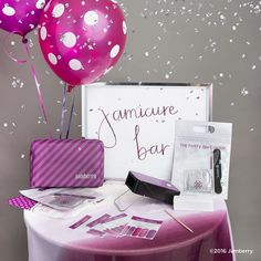 Did you have a #Jamberry #nailbar at your #bridalshower? What wraps match your big day? #JamberryWedding