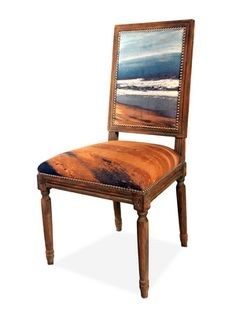 Beach Side Chair by Backhouse Gallery