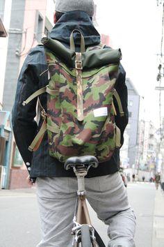 Nanamica Cycling Pack