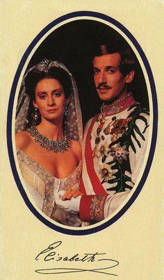 Elisabeth // 1992 // Pia Douwes, Viktor Gernot So pretty oh my goodness