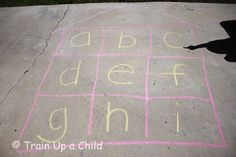Letter Sounds and Sight Word Spray ~ Learn Play Imagine