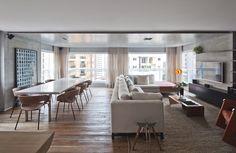 Apartamento JAff  / Meireles + Pavan Arquitetura