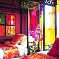 Shanghai Mansion, China Town, Bangkok, Thailand Hotel Reviews | i-escape.com