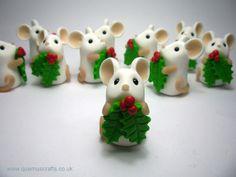 Tiny Holly Mice | Flickr - Photo Sharing!