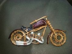 copper alloy wire creation
