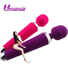 Magic Wand vibrator for woman, Sex Products AV Vibrators, USB Rechargeable Sex Toys for woman, clitoral vibrator #>=#>=#>=#>=#> Click on the pin to check out discount price, color, size, shipping, etc. Save and like it!