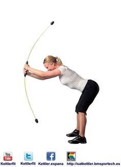 Swing Stick - Kettler es una empresa alemana dedicada a la fabricación de máquinas de fitness.  http://satkettler.bmsportech.es