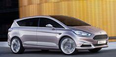 Ford S-Max Vignale Concept: Excelencia con el cliente | QuintaMarcha.com
