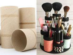 Si eres amante del maquillaje y ya te has hecho de una buena cantidad de productos, tenerlos guardados en un simple cajón no es la opción.