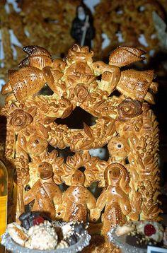 St Joseph's Day bread.