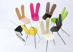 Mini Bunny Chair Sanaa