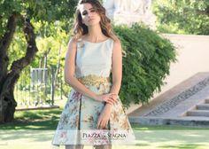 Glamour e chic, è lo stile degli abiti da cerimonia #Nuribel. Guardali tutti su http://www.piazzadispagnasposi.it/collezioni/cerimonia-donna/nuribel-abiti/