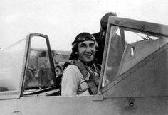 """Major Walter """"Nowi"""" Nowotny (7 December 1920 – 8 November 1944) was an Austrian-born German fighter ace of World War II. He is credited with 258 aerial victories in 442 combat missions. Nowotny achieved 255 of these victories on the Eastern Front and three while flying one of the first jet fighters, the Messerschmitt Me 262, in the Defense of the Reich. He scored most of his victories in the Focke-Wulf Fw 190, and approximately 50 in the Messerschmitt Bf 109"""